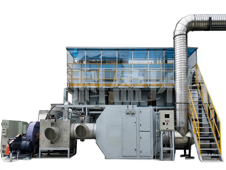 <b>RCO廢氣處理</b>